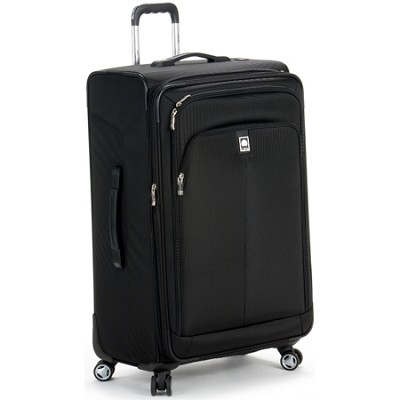 Helium Ultimate 29 Inch Expandable Spinner Suiter Trolley (Black) - 22949BK