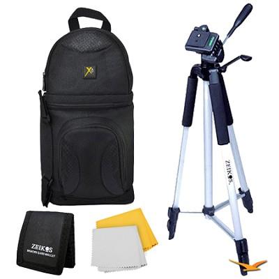 Sling Backpack Photographers Bundle