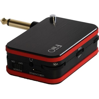 G01 Portable Guitar Headphone Amplifer