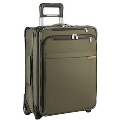 Baseline International Carry-on Wide-body Upright - Olive (U121CXW-7)