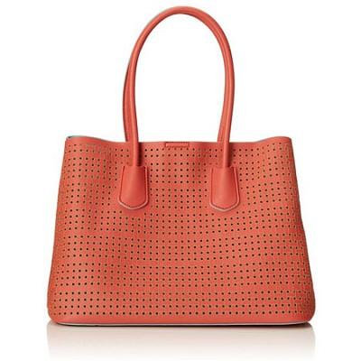 Sonora Shoulder Bag, Coral