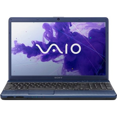 VAIO VPCEH36FX/L 15.5` Notebook PC -  Intel Core i3-2350M Processor