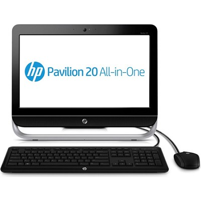 Pavilion 20` HD+ LED 20-b310 All-in-One Desktop PC - AMD E1-2500 Acc.Proc.