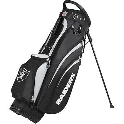 NFL Oakland Raiders Golf Carry Bag