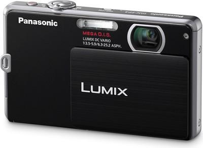 DMC-FP3K LUMIX 14.1 MP Digital Camera (Black) - OPEN BOX