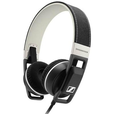 URBANITE Over-Ear Headphones for iOS - Black