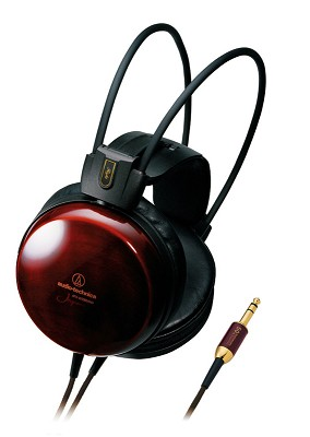 ATH-W3000ANV Wood Headphones EXCLUSIVE Factory Refurb