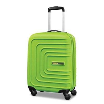 20` Sunset Cruise Hardside Spinner Luggage, Green