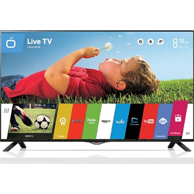60UB8200 - 60-inch 4K Ultra HD Smart TV