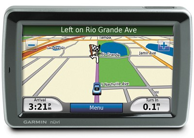 nuvi 5000 GPS Navigator and Personal Travel Assistant (Refurbished)
