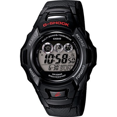 Men's GWM530A-1 G-Shock Atomic Tough Solar Digital Watch