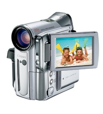 Optura 400 MiniDV Camcorder