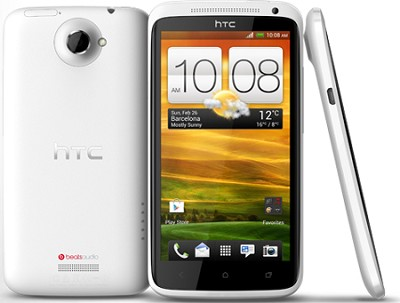 One X 16GB Unlocked GSM Phone with Beats Audio (White)