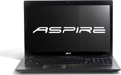 Aspire AS7551-2531 Notebook  17.3 inch  ( Black )
