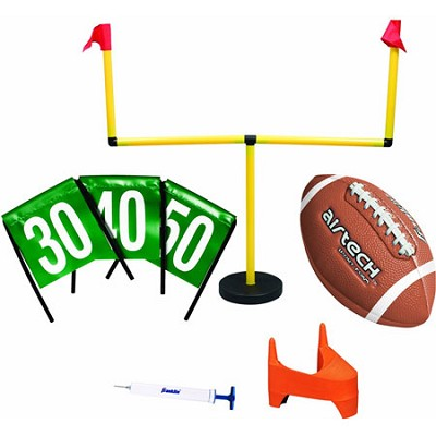 Air Tech Youth Football Goal Post Set