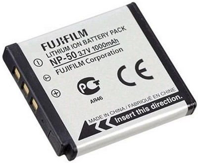 NP-50 Lithium Ion Rechargeable Battery for F200EXR, F75EXR, F70EXR, F100fd, more