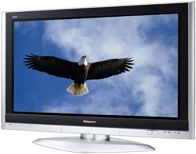 TH-42PX600U 42` high-definition Plasma TV (open box - minor cosmetic damage)