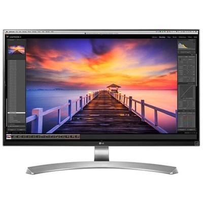 27UD88-W 27` Class 4K UHD IPS LED Monitor