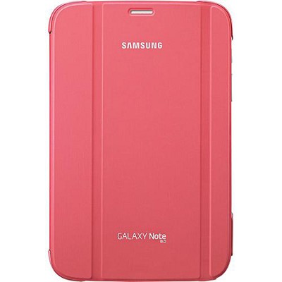 Galaxy Note 8.0 Book Cover - Berry Pink