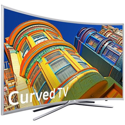 UN55K6250  - Curved 55-Inch 1080p Smart LED TV - OPEN BOX