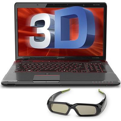 Qosmio 17.3` X775-3DV80 3D Notebook PC - Intel Core i7-2670QM Processor
