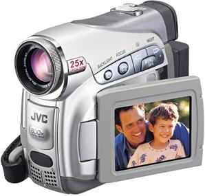 GR-D250US Mini-DV Digital Video Camcorder