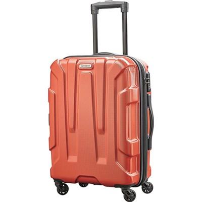 Centric Hardside 20` Carry-On Luggage, Burnt Orange