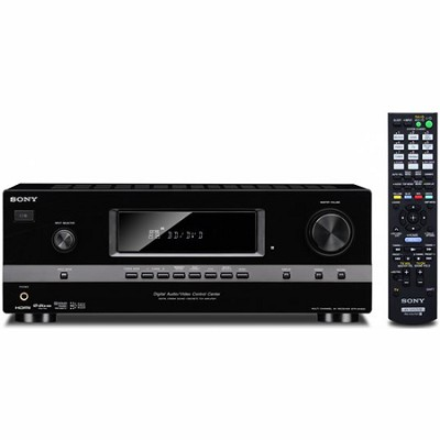STRDH520 - 7.1 Channel 3D Surround Sound AV Receiver-OPEN BOX