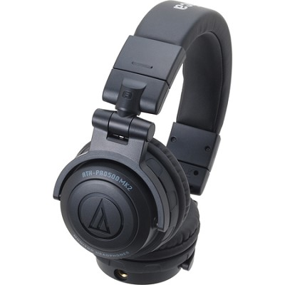 ATH-PRO500 Mark II Professional DJ Monitor Headphones