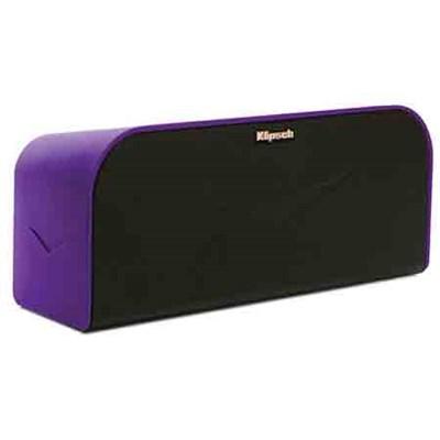 Music Center KMC 1 Portable Speaker System - Purple - REFURBISHED
