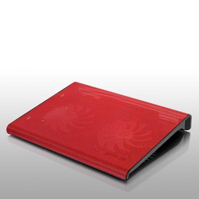USB Laptop Cooling Pad Red