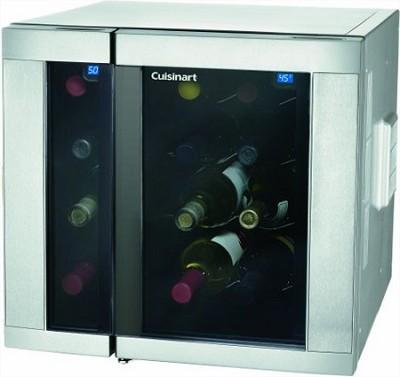 Dual Zone Wine Cellar