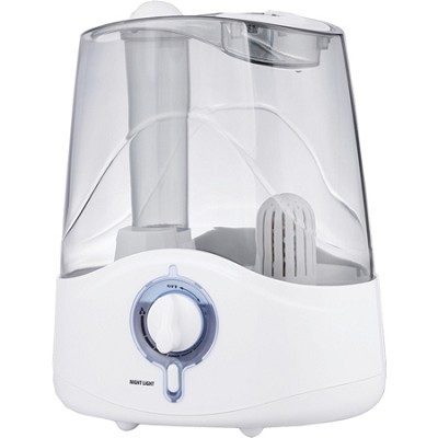 1.5 Gallon Output Cool Mist Ultrasonic Humidifier