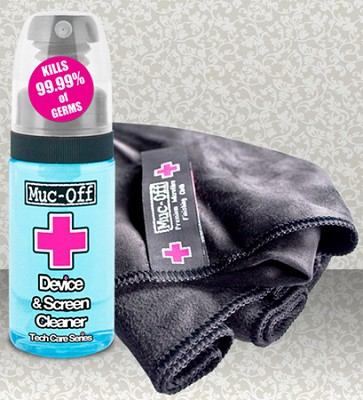Screen Cleaning Rescue Kit - 990-1
