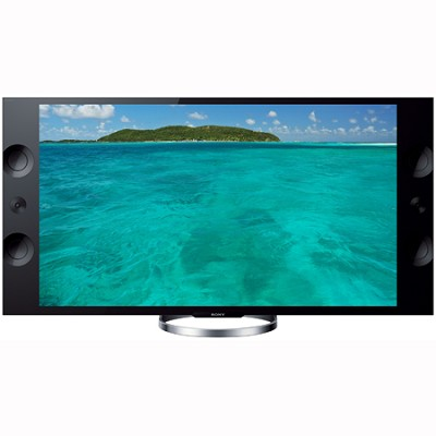 XBR-55X900A 55-Inch 4K Ultra High Definition TV - OPEN BOX