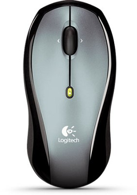 LX6 Cordless Optical Mouse