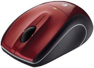 M505 Wireless Mouse (Red)