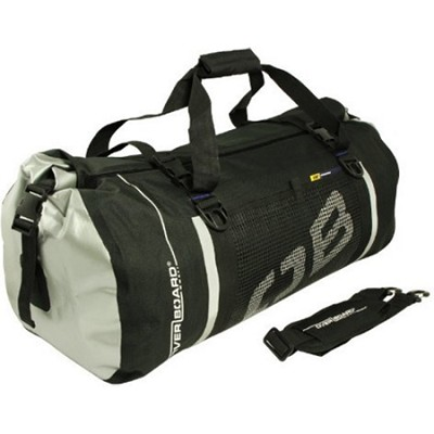 Waterproof 60L Duffel Bag Black - OPEN BOX