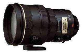 AF-S VR NIKKOR 200MM F/2G IF-ED Lens w/ Nikon 5-Year USA Warranty
