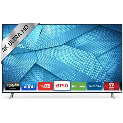 M43-C1 - 43-Inch 120Hz 4K Ultra HD M-Series LED Smart HDTV - OPEN BOX