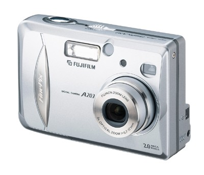 FINEPIX A203 DIGITAL CAMERA