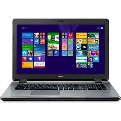 Aspire E5-771-74E7 Notebook 17.3` Full HD Intel Core i7-5500U Processor 2.4GHz