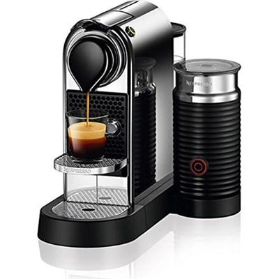 CitiZ & Milk Espresso Maker (Chrome) - OPEN BOX