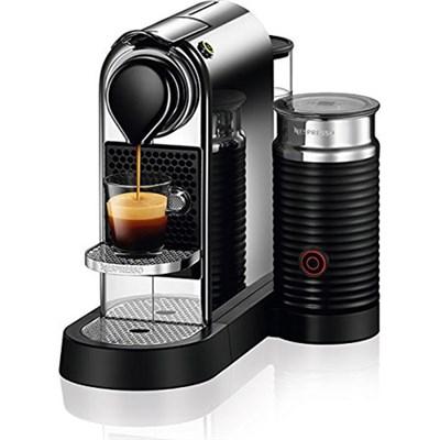 CitiZ & Milk Espresso Maker (Chrome) - OPEN BOX