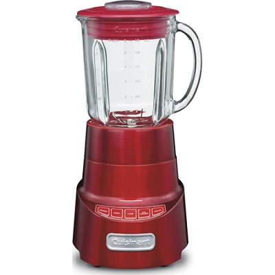 SPB-600 SmartPower Deluxe Die Cast Blender, 48-Ounce (Metallic Red)