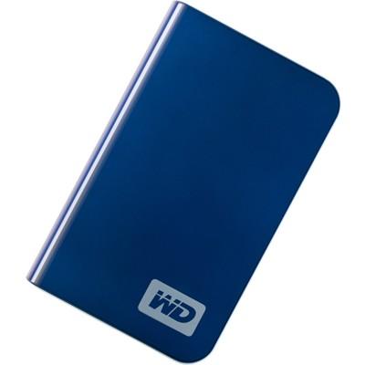 My Passport Essential Portable 320GB `Blue` External Hard Drive (WDMEB3200TN
