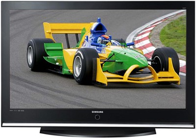 HP-S5053 - 50` High Definition Plasma TV