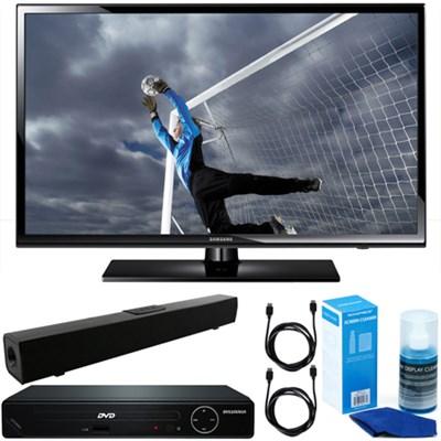 40` Full 1080p HD 60Hz LED TV +HDMI DVD Player + Bluetooth Sound Bar