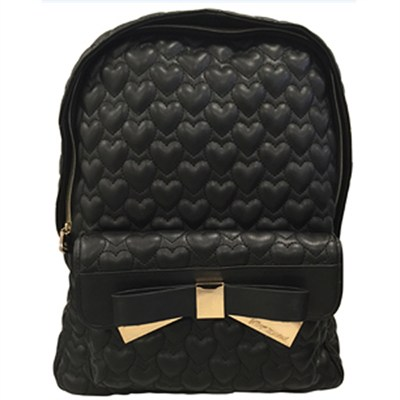 Be Mine Forever Backpack - Black
