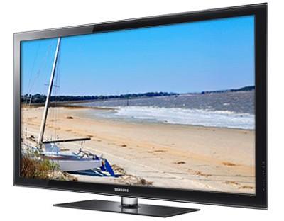 PN63C550 63` 1080p Plasma HDTV